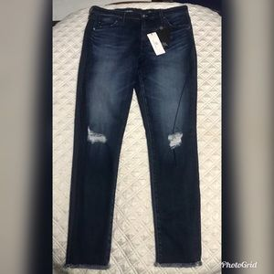 NWT AG The Legging Super Skinny Jeans in Ish AG7